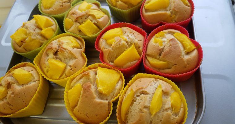 Niezapomniane muffiny z mango
